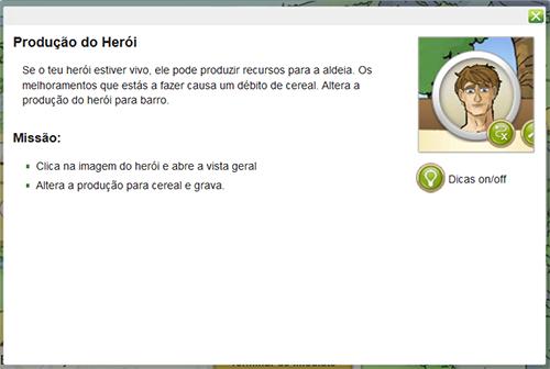 Produção Heroi