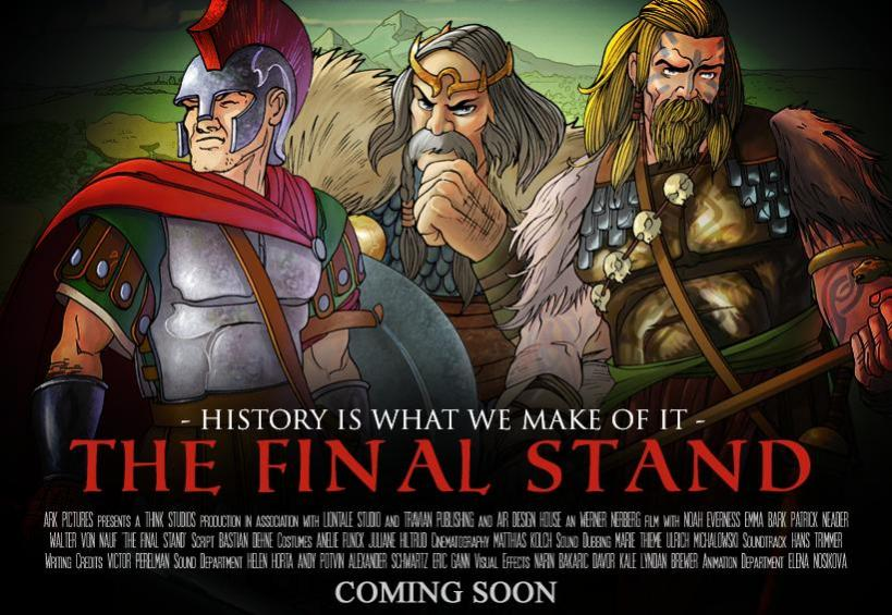 TRAVIANTales: TRAVIAN Movie Announced The Last Stand